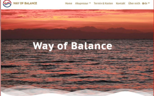 Way of Balance